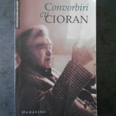 CONVORBIRI CU CIORAN