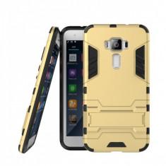 Husa hibrid g-shock pentru Asus Zenfone 3 ZE520KL, auriu