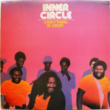 Vinil Inner Circle – Everything Is Great (-VG)
