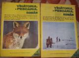 Lot 10 revista vanatorul si pescarul roman 1992,stare Foto,T.GRATUIT