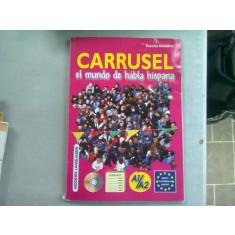 CARUSEL EL MUNDO DE HABLA HISPANA - ROSANA MONDINO (CONTINE CD)