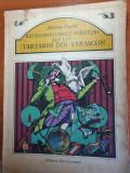 Carte pentru copii - extraordinarele aventuri ale lui tartarin din tarascon-1978