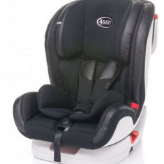 Scaun auto cu Isofix Fly-Fix 4Baby 9-36 Kg Black
