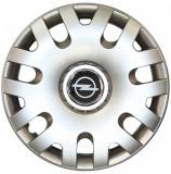 Set 4 Capace Roti Kerime R14, Potrivite Jantelor de 14 inch, Pentru Opel, Model 204