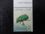 Letonia-insecta-complet-nestampilat