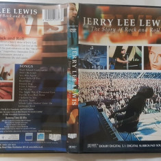 [DVD] Jerry Lee Lewis - The Story of Rock and Roll - dvd original