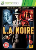 L.A. Noire The Complete Edition Xbox360, Rockstar Games