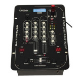 Mixer Ibiza, 5 canale, BMP digital, USB/SD