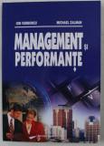 MANAGEMENT SI PERFORMANTE de ION VERBONCU , MICHAEL ZALMAN , 2005