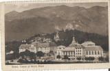 Sinaia casino si Palace Hotel carte postala