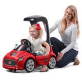 Cumpara ieftin Vehicul rosu TURBO COUPE FOOT-TO-FLOOR