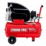 Compresor de aer Strend Pro Premium FL2050-08, 1.5 kW, 50 L, 1 piston Mania Tools