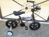 "Wrestle Mania - bicicleta copii 12"" (2-5 ani)"