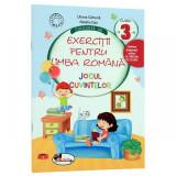 Culegere de exercitii de limba romana clasa a III-a