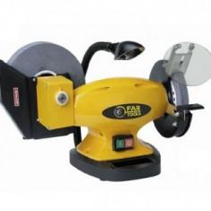 Polizor de banc combinat 400 W, FarTools CBG 150/200B
