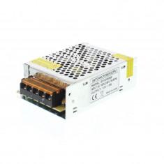 Sursa in comutatie AC-DC Well, 60 W, 12 V, 5.0 A