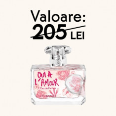 Apă de parfum Oui a l'Amour Ediție de Colecție Yves Rocher, Apa de parfum, 50 ml