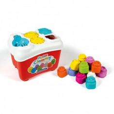 Jucarie Cutie interactiva Soft Clemmy Activity Bucket 17171 Clementoni