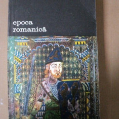 EPOCA ROMANICA-MARCEL PACAUT/ JACQUES ROSSIAUD -BUC. 1982