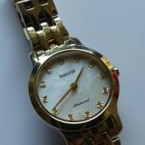 Ceas de dama Accurist cu diamante-quartz(4174)