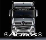 Stickere Mercedes Actros Parasolar