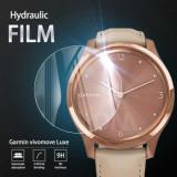 Folie protectie Hydrogel, TPU Silicon, Garmin Watch Vivomove (Vivoactive), Bulk