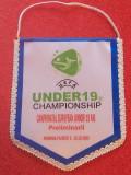 Fanion fotbal-Campionatul European-Juniori U19(FRF-preliminarii 03.-10.10.2006)