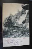 CP UPU clasica Schitul Sihla Stancaria II 1902