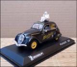 """Macheta Peugeot 202 """"Moto-Velo Michelin"""" (1940) 1:43 IXO"""