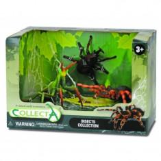 Set 3 figurine insecte Collecta, 3 ani+