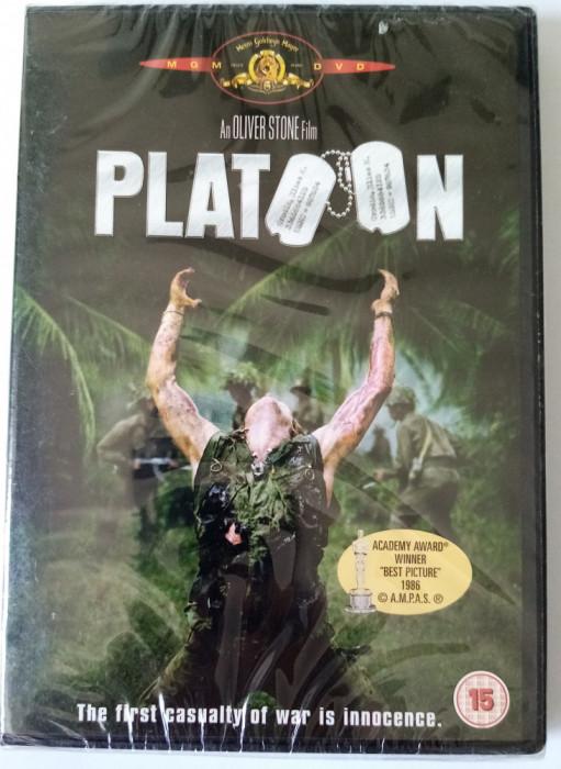 PLATOON - Oliver Stone - FCC (film cult, de colectie)