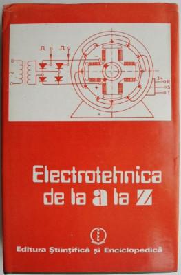 Electrotehnica de la A la Z – Emil Micu foto
