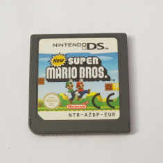 Joc Nintendo DS DSi 3DS 2DS - New Super Mario Bros