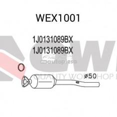 Catalizator VW BORA (1J2) (1998 - 2005) QWP WEX1001