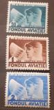 Cumpara ieftin Romania 1936 trimiteri postale fondul aviatiei serie 3v mnh