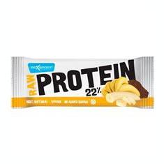 Baton Proteic cu Banane si Cacao Raw Protein 50 grame Max Sport Cod: MX13701
