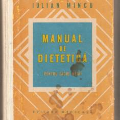 Iulian Mincu-Manual de dietetica