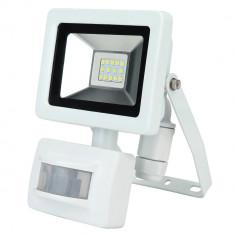 Cumpara ieftin Spot luminos Intertek cu senzor de miscare,10w,840 lumen