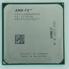 Procesor AMD FX 8120 ( FX8120 ) socket AM3+ 16MB cache 3.1-4Ghz 8 core Octacore, 6