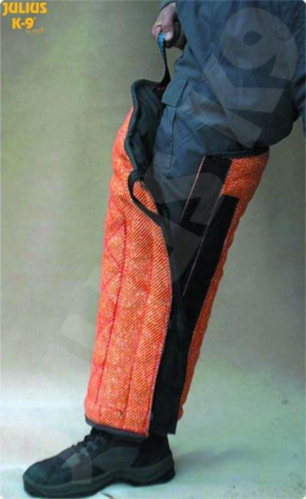 Protectie picior pentru dresaj - pentru caini adulti - 101 BE