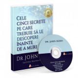 CELE CINCI SECRETE PE CARE TREBUIE SA LE DESCOPERI INAINTE DE A MURI-CD, John Izzo