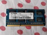 Memorie Ram Elpida 4GB 1333Mhz DDR3 Laptop., 4 GB, 1333 mhz