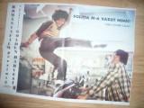 Afis Film -Politia n-a vazut nimic- Cu Jackie Chan regizor si actor dim.=68x50cm