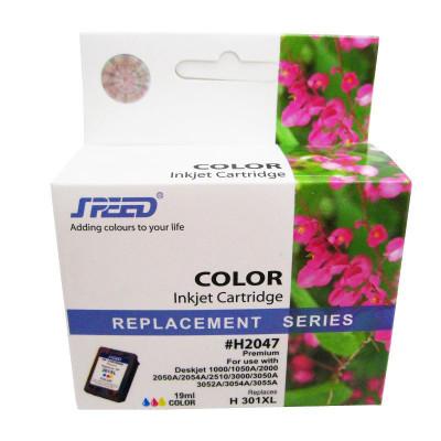 Cartus cerneala compatibil cu HP 301XL color,CH564EE foto