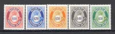 Norvegia.1997 Goarna postala  KZ.924 foto