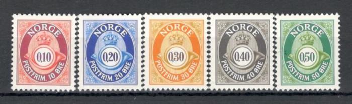 Norvegia.1997 Goarna postala  KZ.924