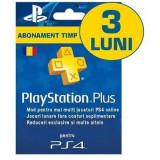 Card abonament PlayStation Plus RO Membership de 90 zile, Sony