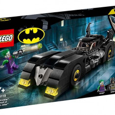 LEGO DC Super Heroes - Batmobile: Urmarirea lui Joker 76119