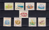 ROMANIA 1959 - SPORT - MNH - LP 482, Nestampilat