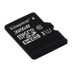 Card de memorie Kingston 32GB MicroSD Negru